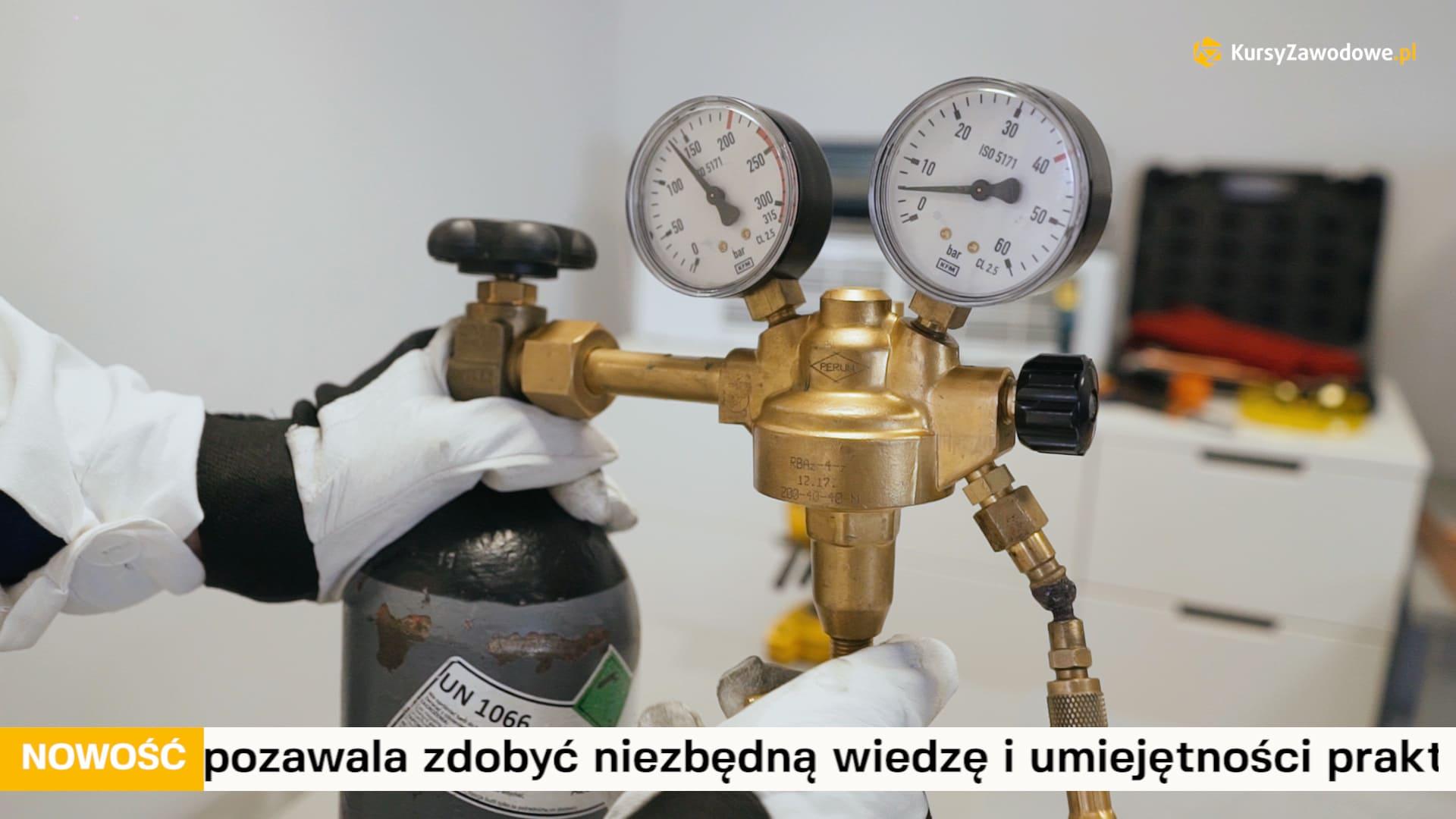 Lutowanie twarde - gazowe metodą 912